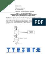 TEMA 5 - Balance de Energía SIN Reacción