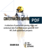 2019 Contextualized Quarterbacking