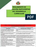 14 REGLAMENTO DE EVALUACIÓN.ppt