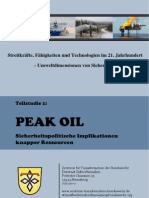 German Peak Oil