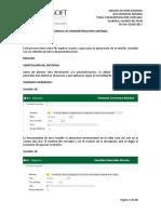 19. Manual de Parametrización Contable 2018