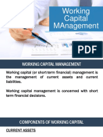 03 Working Capital Management