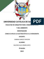 Salcedo Alca Erwin - Seccion A