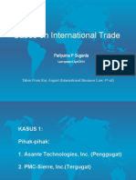Kasus International Trade