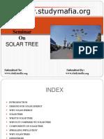 CIVIL Solar Tree PPT.pptx