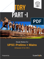 Ncert Notes History Class Vi Viii