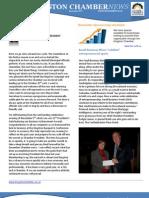 November 2010 Newsletter