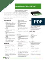 Manual SBC 5400