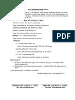 Tbc Acta de Entrega de Cargo[1]
