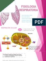 Fisiología de Respiratorio