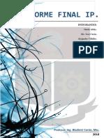 Informe Final IP-Grupo 4