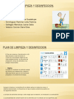 Plan de l y D-plan Retiro de Desechos