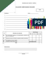 Imprime el líder - FICHA DE EVALUACIÓN SOBRE EQUIDAD E INCLUSIÓN.docx