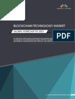 blockchain market