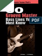 30 Groove Master Bass Lines - Teymur Phell_s