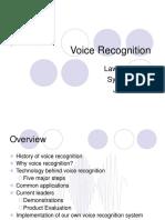 Tan Pan Hassan VoiceRecognition