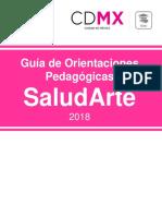 Guía de Orientaciones Pedagógicas 2018