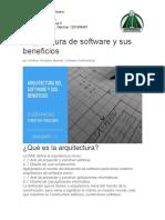 Arquitectura de Software y Sus Beneficios