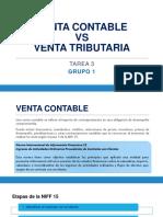 Tarea 3 - Venta Contable y Venta Tributaria..