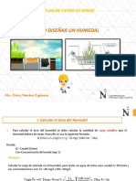 SESION 7- Diseño de Humedal