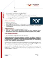 Análisis de La Competencia - Documento de Estudiante