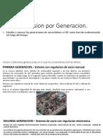 Conversion Por Generacion