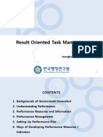 [Lecture 24] Result Oriented Task Management_revised