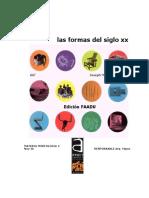 Las Formas del siglo XX, Montaner, Josep María.pdf