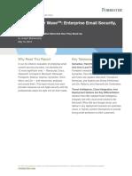 The Forrester Wave™_ Enterprise Email Security, Q2 2019