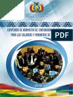 COMPENDIO DE NORMATIVA DE CONTINUIDAD DE ESTUDIOS PARA LOS SOLDADOS Y MARINEROS.pdf
