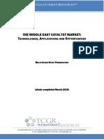 Pres Middle East Catalyst Marketapril 2016