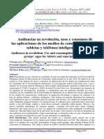 Aplicaciones y Smarphone