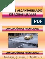 7. Redes Alcantarillado Aguas Lluvias