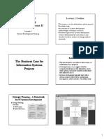 L2 system development strategy