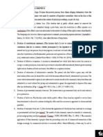 Philippine Law Doctrines i