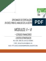 Diplomado de Especializacion-modulo v-Vi