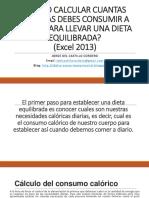 COMO CALCULAR CUANTAS CALORÍAS DEBES CONSUMIR.pptx
