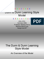 Three Learning Styles Explained