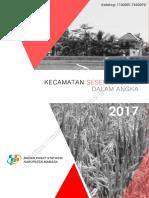 Kecamatan Sesenapadang Dalam Angka 2017.pdf