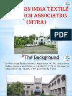 Activity at NITRA Technical Campus