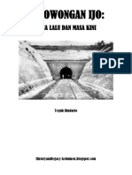 Terowongan Ijo Masa Lalu Dan Masa Kini