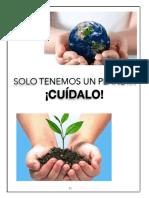 Redacción Del Capítulo 2 Del Manual Ecología