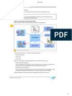 Production PLanning -