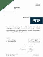 Proiect de lege Petru Frunze