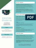 cristinaspadotto - curriculum breve