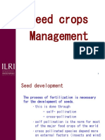 Seed Crops Management 5