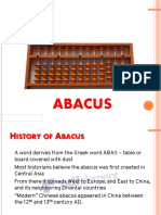 ABACUS INFORMATION