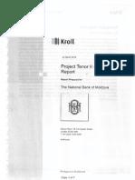Raportul Kroll 2