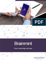 Brainmint - Mobile LMS   Training on the go