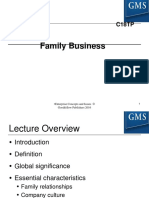 FileEnt Con & Iss Chapter 7 Family Business